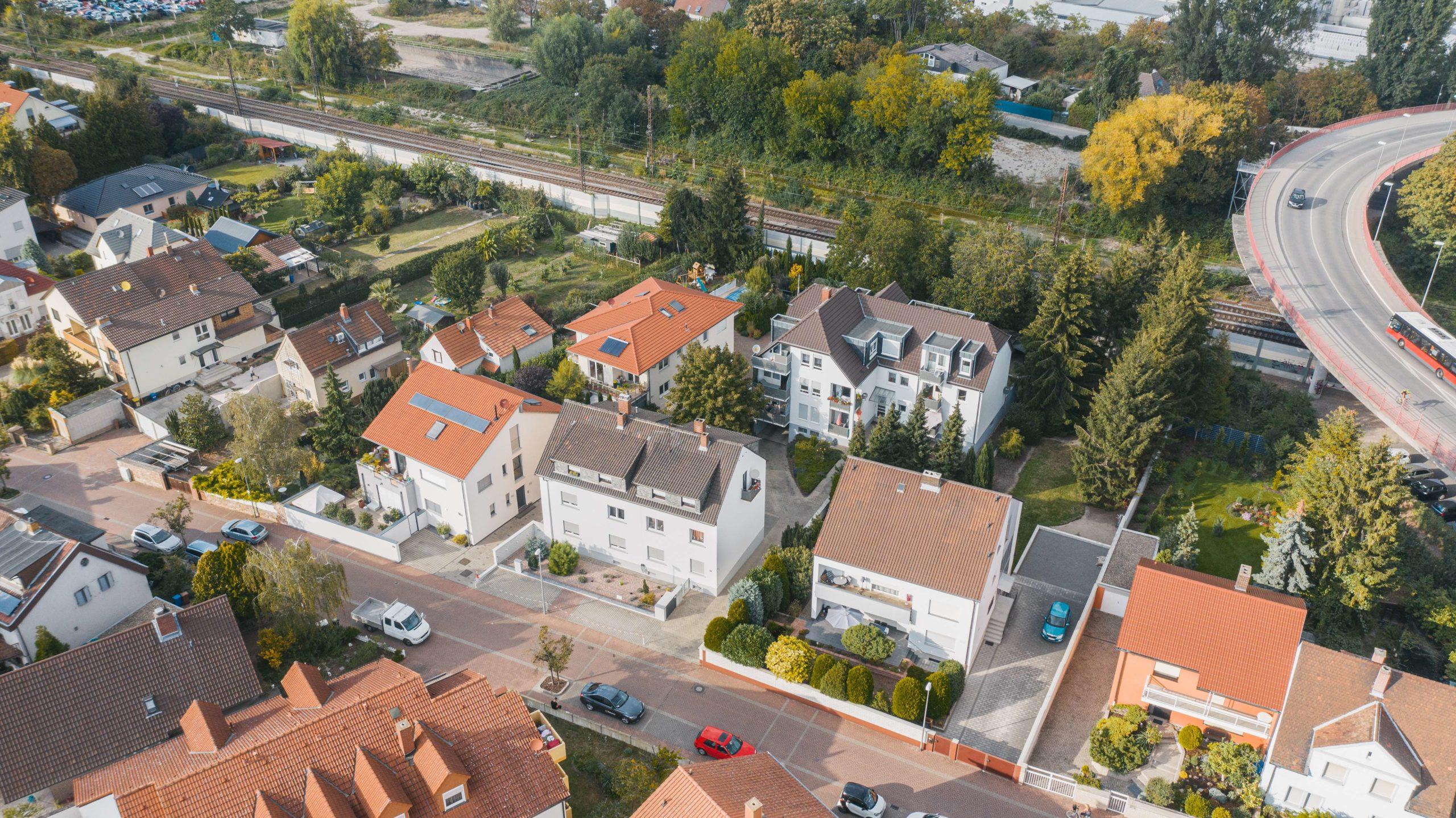 Ludwigshafen In den Weihergärten Kapitalanlage Immobilie kaufen Wohnung